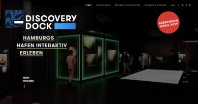 Discovery Dock - den Hamburger Hafen interaktiv erleben