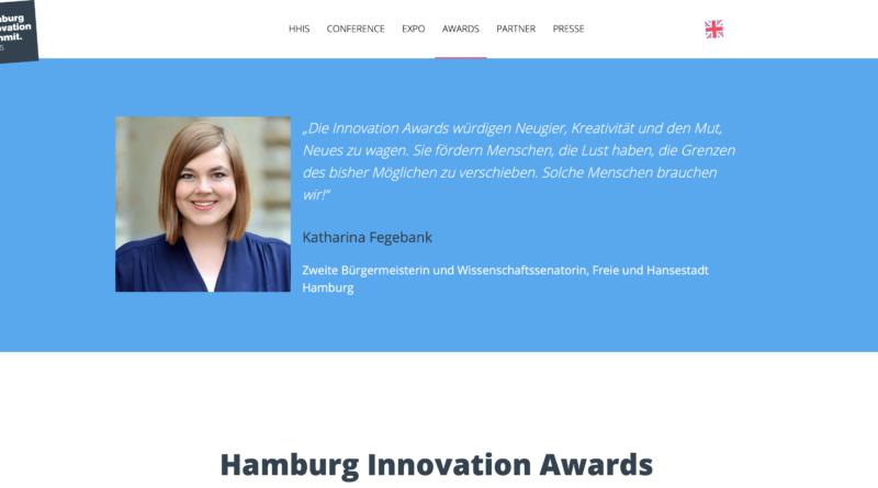 Hamburger INNOTECH-Preis