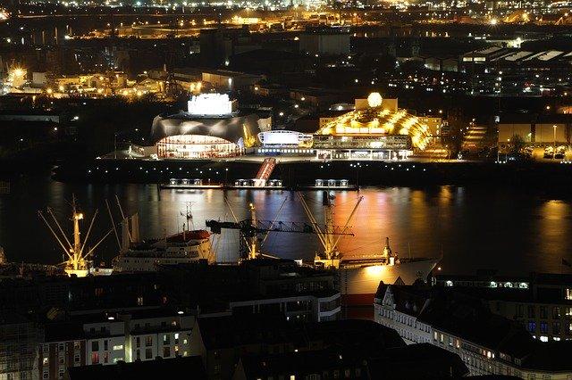 Musical Stadt Hamburg