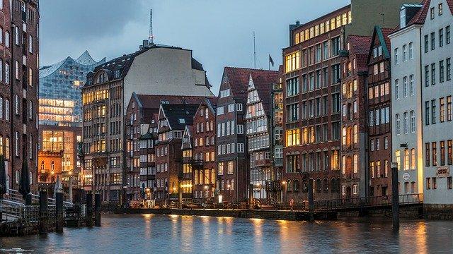 In Hamburg wohnen
