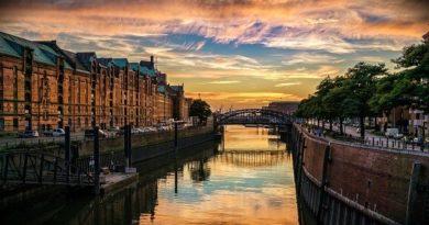 Berlin und Hamburg
