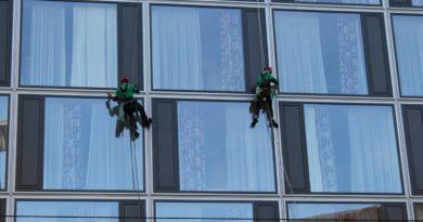 Gebäudereinigung in Hamburg