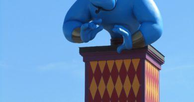 Musical Aladdin in Hamburg