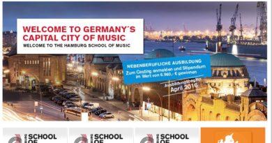 28.02.2016: Tag der offenen Tür - Hamburg School Of Music