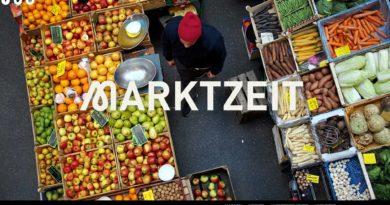 Jeden Samstag: Marktzeit Foodmarket