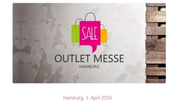 03.04.2016: Outlet Messe in der MesseHalle Hamburg-Schnelsen