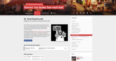 06.04.2016: Angrillen auf dem St. Pauli Nachtmarkt