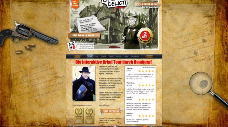 Corpus Delicti – Hamburgs Krimi Tour