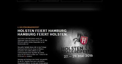 27.-29.05.2016: Holsten Brauereifest 2016