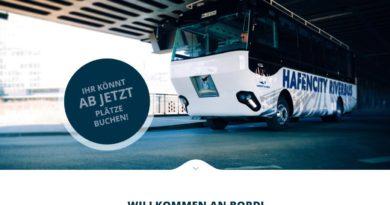 HafenCity RiverBus: Ab jetzt Tickets buchen