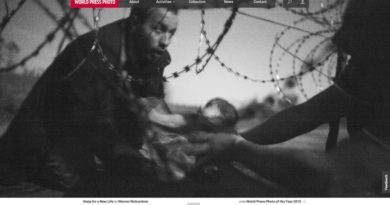 Noch bis 29.05.2016: World Press Photo Exhibition 2016