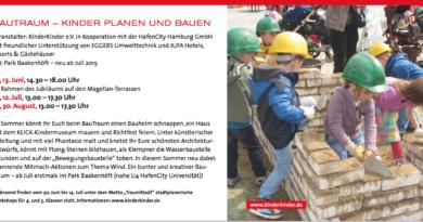 Bautraum – Kinder planen und bauen