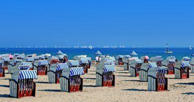 Ausflug an die Ostsee