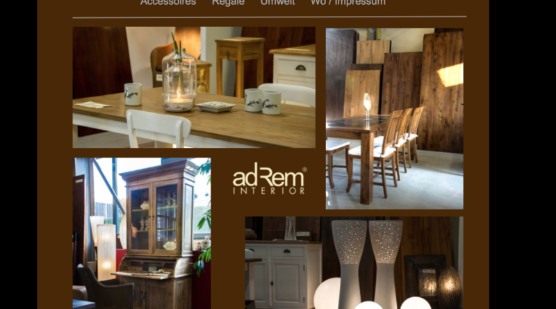 AdRem Interior - Outlet