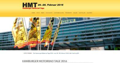 Hamburger Motorradtage 2016