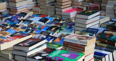 Bücherverleih in den Hamburger Bussen