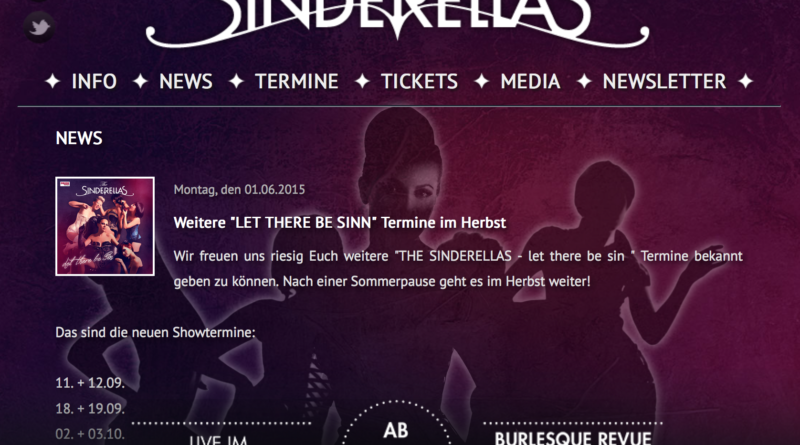 thesinderellas