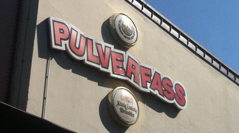 Pulverfass Cabaret Logo