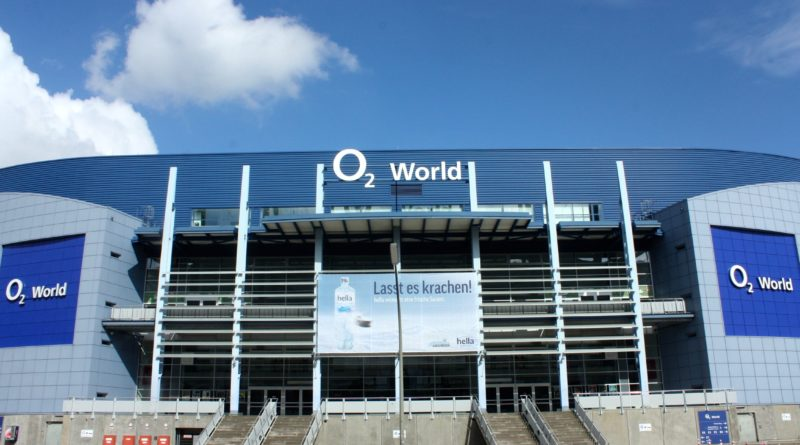 o2 World Hamburg