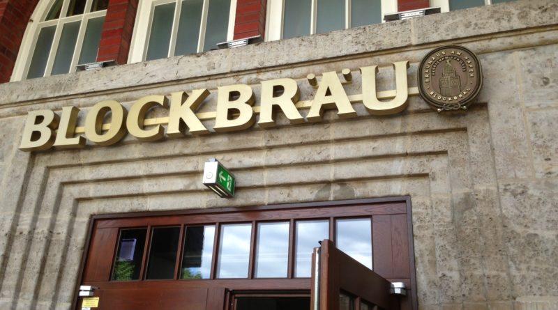 Blockbräu