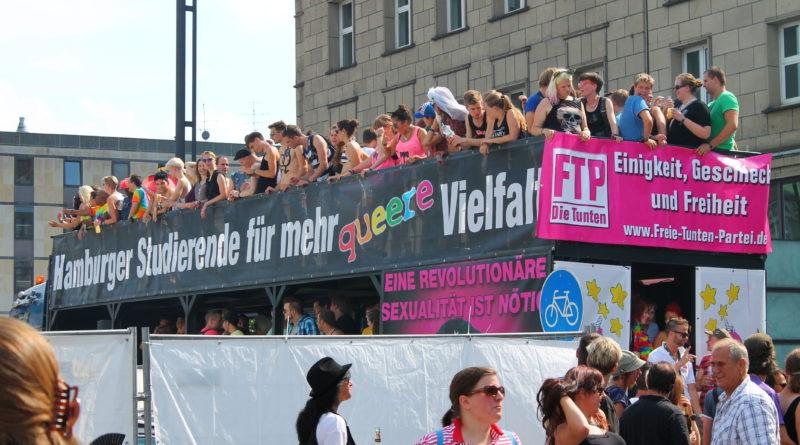 Hamburger Studierende für mehr Vielfalt
