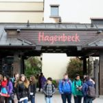 Hagenbeck Eingang