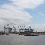 Mehr Schiffsanleger an der Elbe