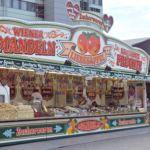 Ebenfalls beliebt sind kandierte Früchte und Wiener Mandeln