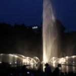 Die Wasserlichtspiele am Abend 3