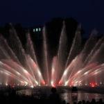 Die Wasserlichtspiele am Abend 6