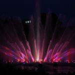 Die Wasserlichtspiele am Abend 5