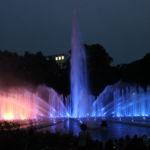 Die Wasserlichtspiele am Abend 4