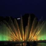 Die Wasserlichtspiele am Abend 19
