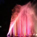 Die Wasserlichtspiele am Abend 13