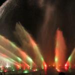 Die Wasserlichtspiele am Abend 12