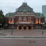 Die Laeiszhalle wird auch Musikhalle Hamburg genannt
