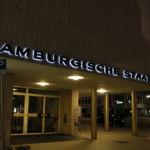 Die Hamburgische Staatsoper besticht durch ihr minimalistisches Interieur