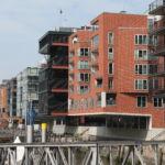 Wohungen in der HafenCity sind sehr beliebt