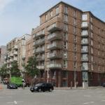 Moderne Wohnungen in der HafenCity
