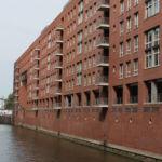 Die Architektur der Speicherstadt wird neugotische Backsteinarchitektur genannt