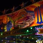 Zu gewinnen gibt es bei Viva Las Vegas diverse Stofftiere und andere typische Domgeschenke
