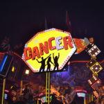 Der Dancer hat 16 Gondeln