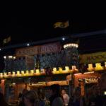 Bei der Hammaburg kann man Currywurst kaufen