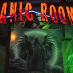 Gruselig geht es im Panic Room zu